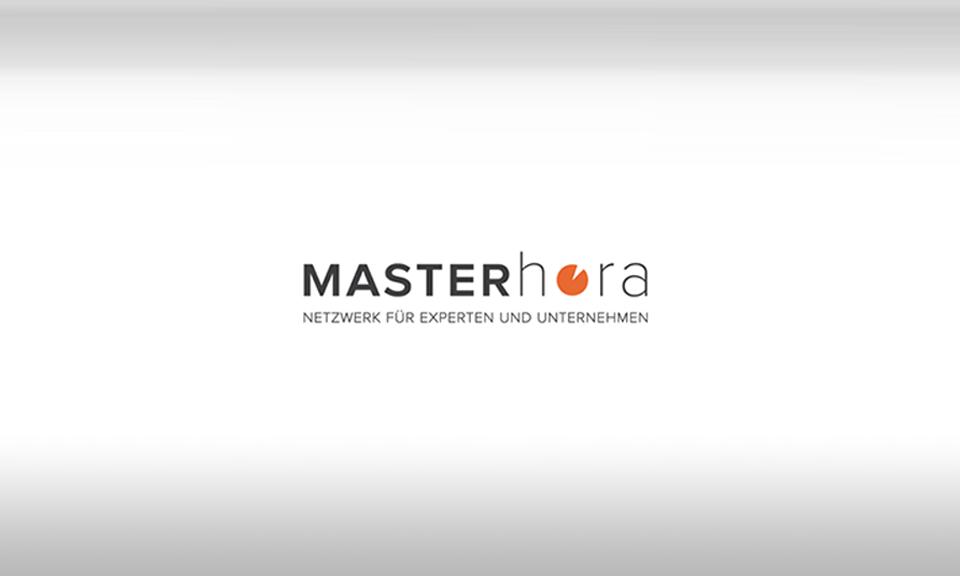 Logo: Masterhora (Wort-Bild-Marke)