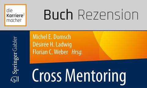 Rezension: Cross Mentoring - Ausschnitt des Buchdeckels
