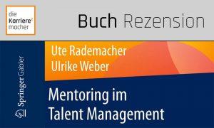 Rezension: Mentoring im Talent Management (Ausschnitt des Buchdeckels)