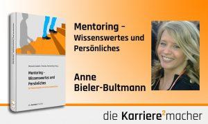 Foto: Mitautorin Anne Bieler-Bultmann des Buches Mentoring - Wissenswertes und Persönliches