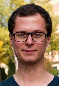 Portraitfoto: Mentor Daniel Schubert