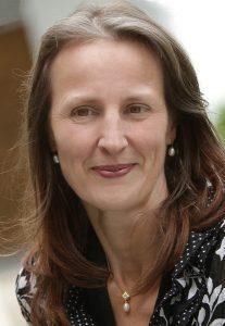 Portraitfoto: Mentorin Susanne C. Steiger