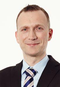 Portraitfoto: Mentor und Mitherausgeber Thomas Zimmerling